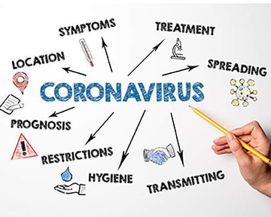 Coronavirus virus updates, travel advisory for spring break
