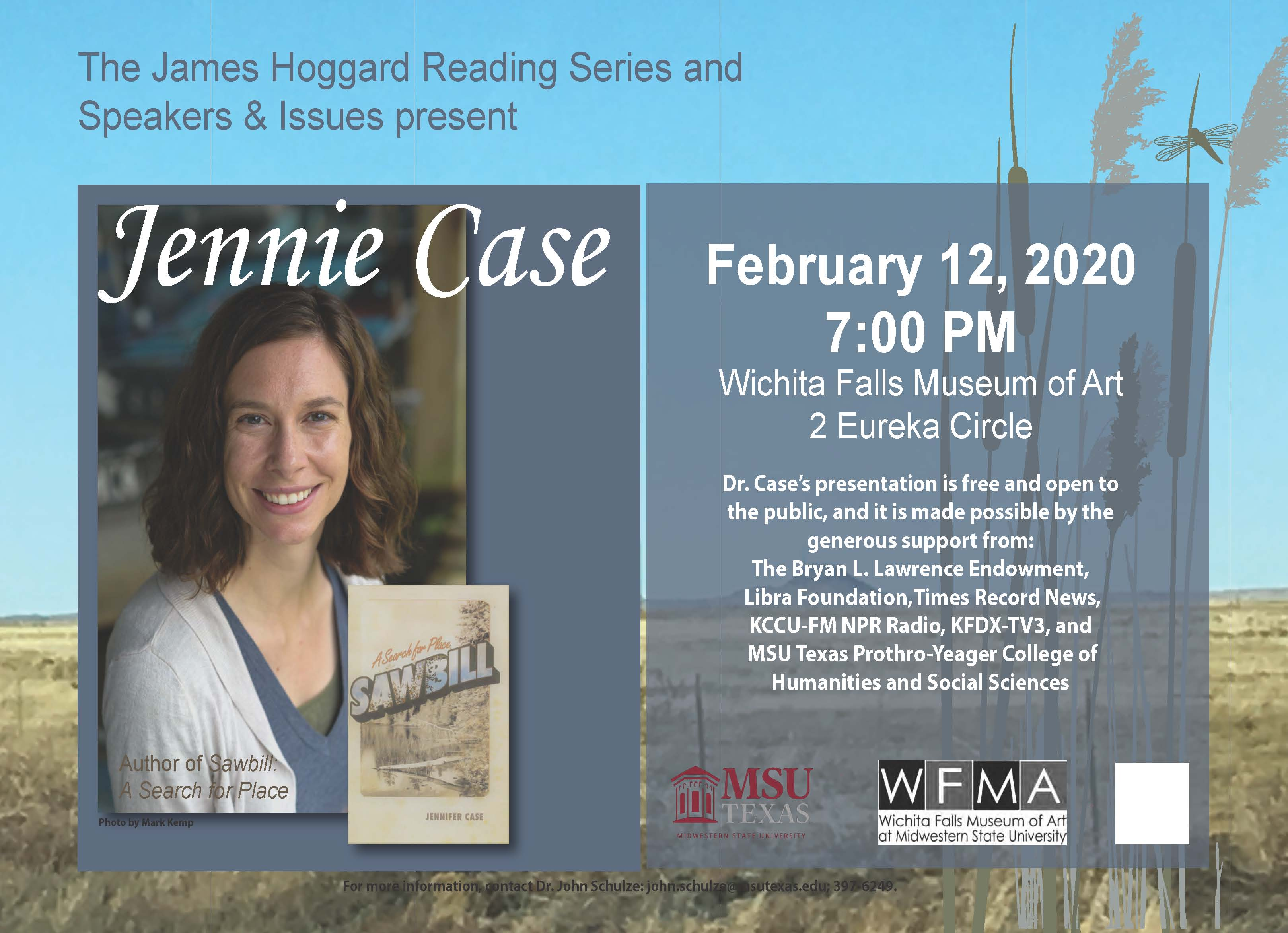 James Hoggard Reading Series